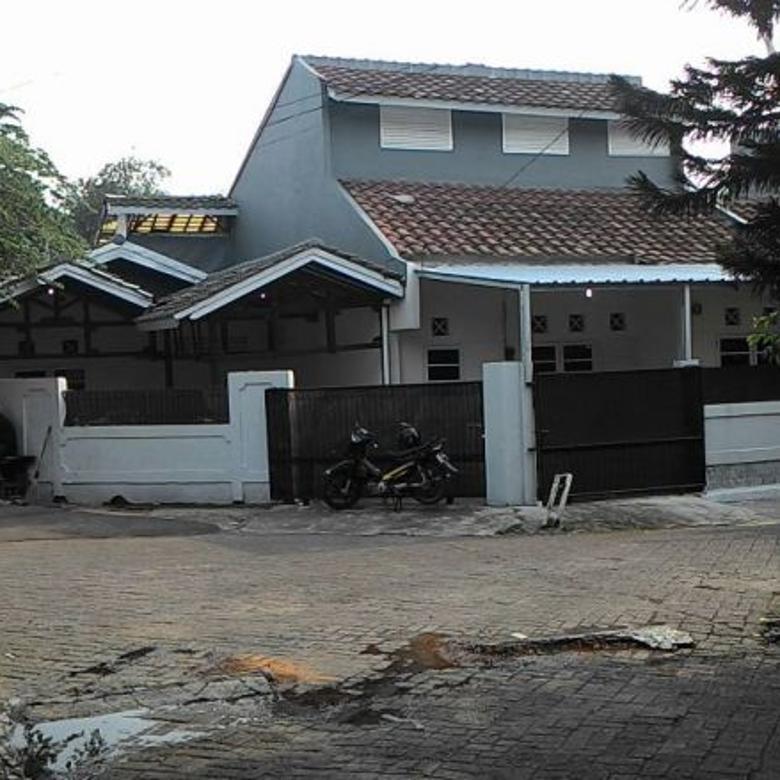 Rumah HOOK Siap Huni Villa Bogor Indah 1 Blok H