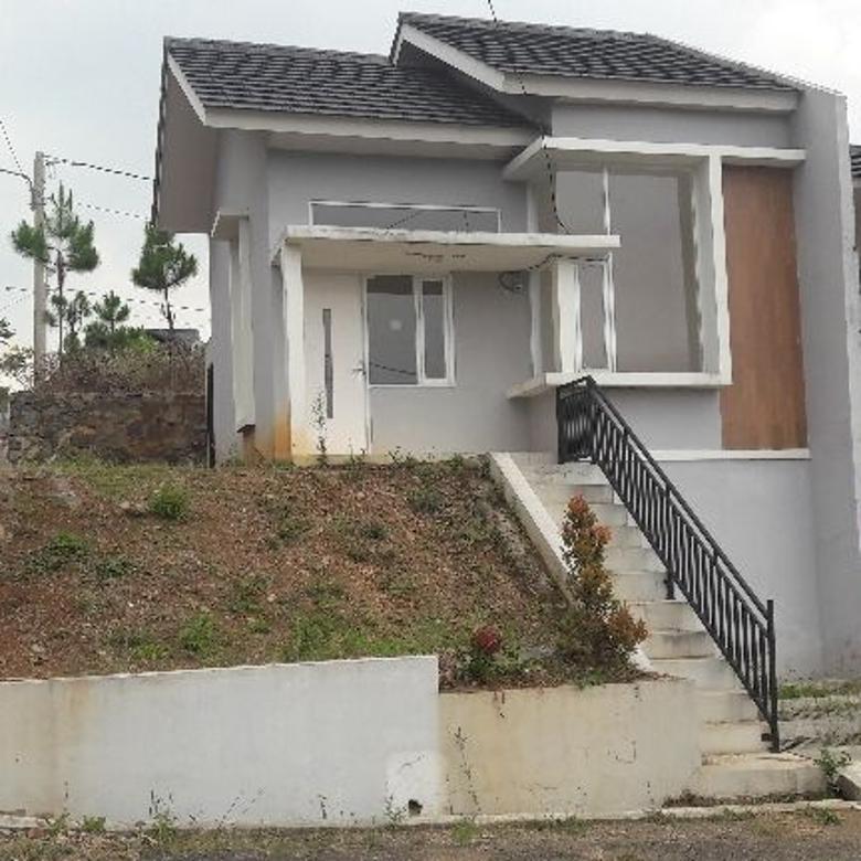 Rumah Cluster Soreang Bandung Selatan bisa Over Kredit