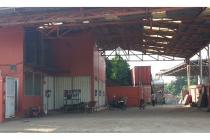 Dijual Bangunan Eks. Toko Matrial dan Gudang di Cibubur