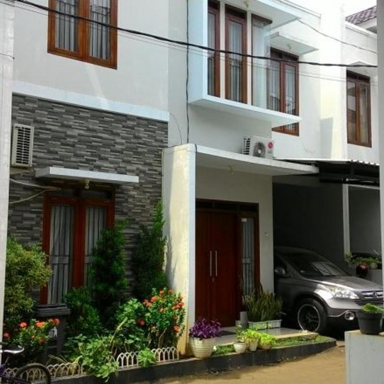 Rumah Baru CLUSTER Cantik Di JAGAKARSA Nempel Setu Babakan