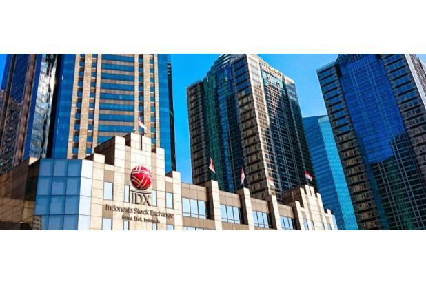 Disewa Ruang Kantor 1200 sqm di Bursa Efek Indonesia Tower 2, Senayan, JKT 13980085