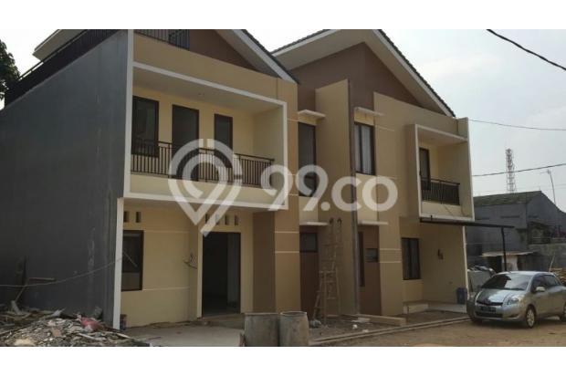 Rumah baru 2 lantai paling dekat toll jatibening bekasi | 0 16224944