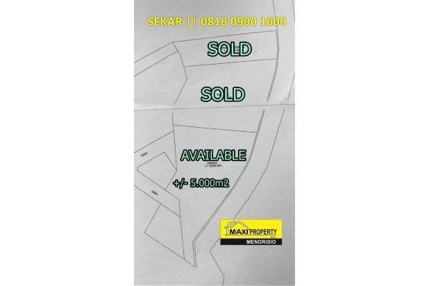 Rp8mily Tanah Dijual