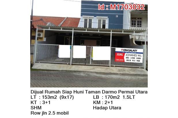 Dijual Rumah Siap Huni Taman Darmo Permai Utara 17266834