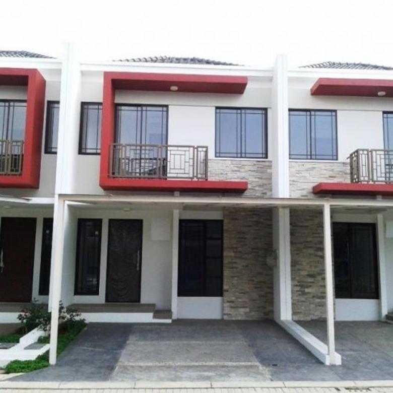 Green Lake City Disewakan Rumah Asia 6x16/ AC/ Semi Furnished