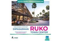 Ruko Area Exclusive Kota Baru Parahyangan