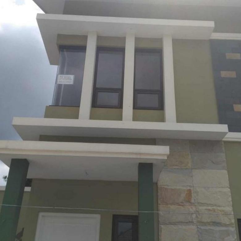 Dijual Rumah Baru Tinggal Finishing di Maguwoharjo