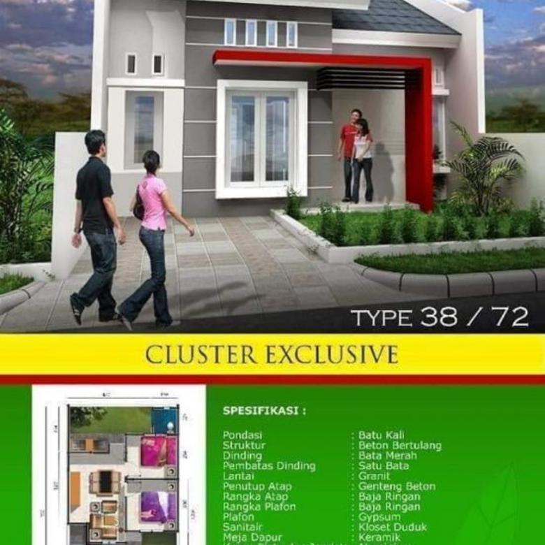 Perumahan Cluster Exclusive di Pusat Keramaian Karawang