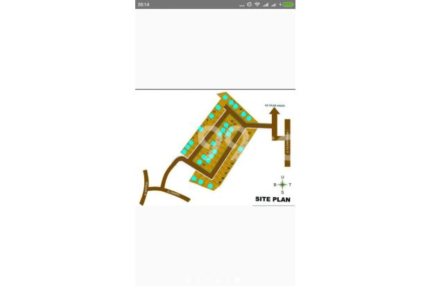 Dijual Rumah murah di Bandung Timur tanpa denda tanpa sita 13704398