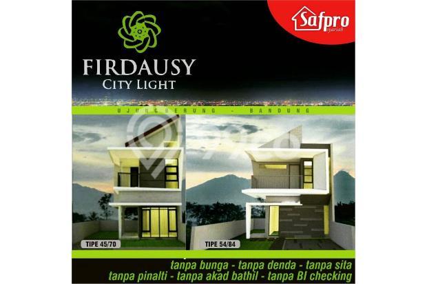 Dijual Rumah murah di Bandung Timur tanpa denda tanpa sita 13704400
