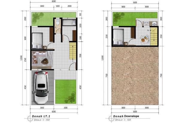 Rp466jt Gedung Bertingkat Dijual