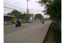 Kavling Badan siap bangun  Jl. Raya Pamulang Puspitek