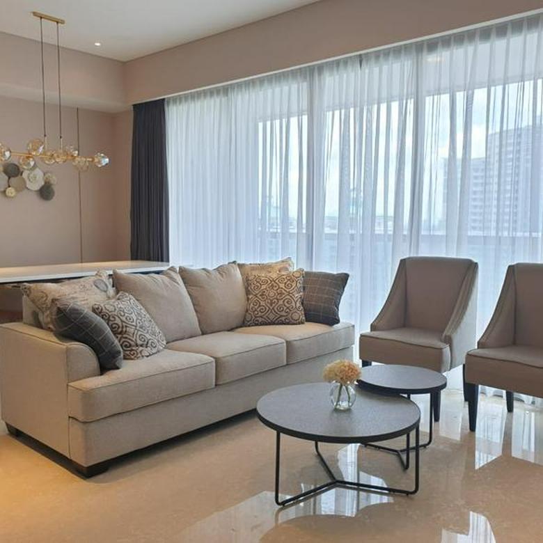 Unit Mewah Full Furnished Apartment Anandamaya, Sudirman jakarta pusat