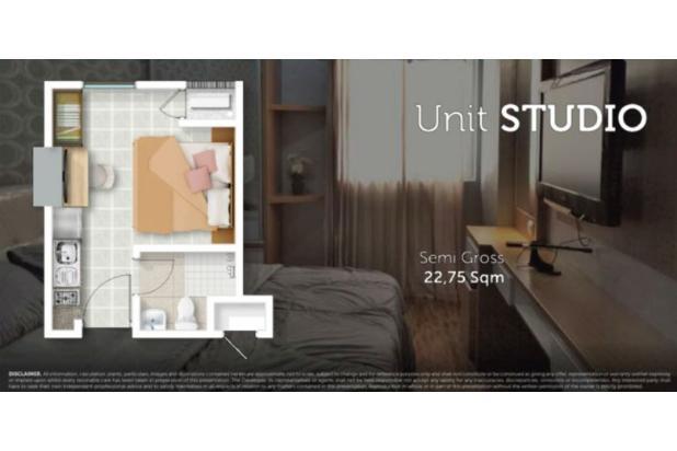 Rp161jt Apartemen Dijual