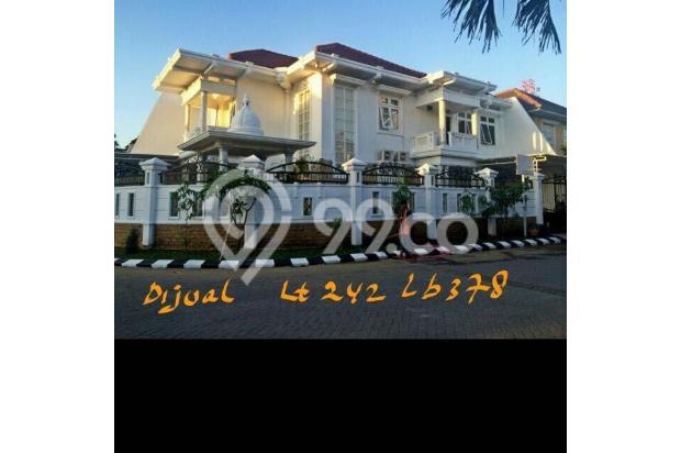 Rumah Mewah Tengah Kota Mutiara Regency Sidoarjo 15571885