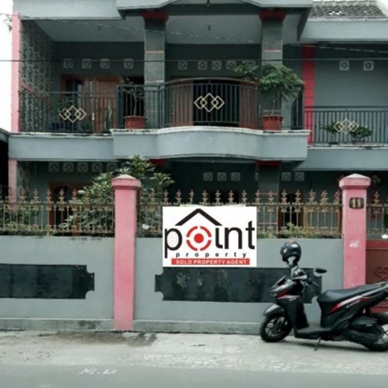 Dijual Rumah Siap Huni Strategis di Ngronggah, Sukoharjo