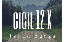 Kaveling 1 Jt-an, 12 X Cicilan TANPA BUNGA, Kulonprogo