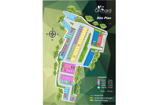 Bayar Tunai TOP Residence: Garansi Untung 25 % Perjanjian Notaris 16397302
