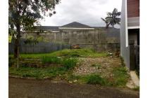 tanah kavling, komplek taman milenium pasteur, bandung
