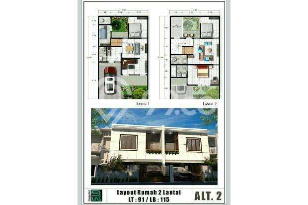 Tinggal 2 unit. Rumah Mewah harga murah- akses Pondok Indah - Gandaria City 16851619