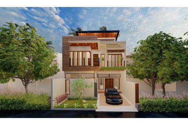 Rp3,27mily Vila Dijual