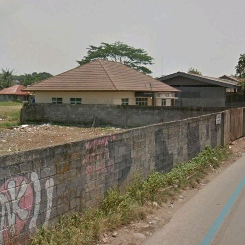 Tanah Bogor Industri Tarikolot Citeureup 12.886m2 Akses Tol