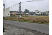 Tanah SHM pekarangan didekat TVRI jogja