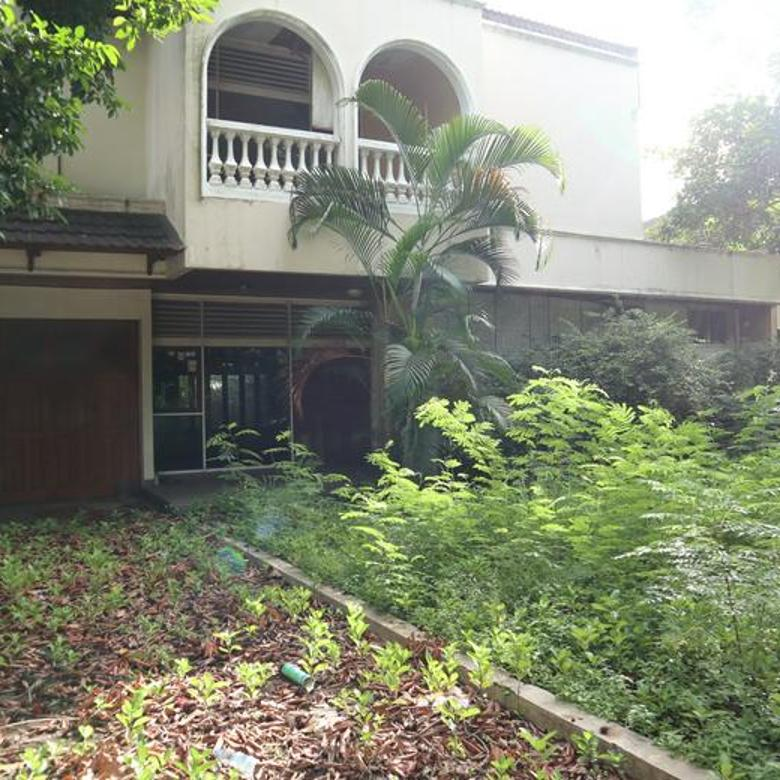 Rumah Tua, Hitung Tanah di Pondok Indah