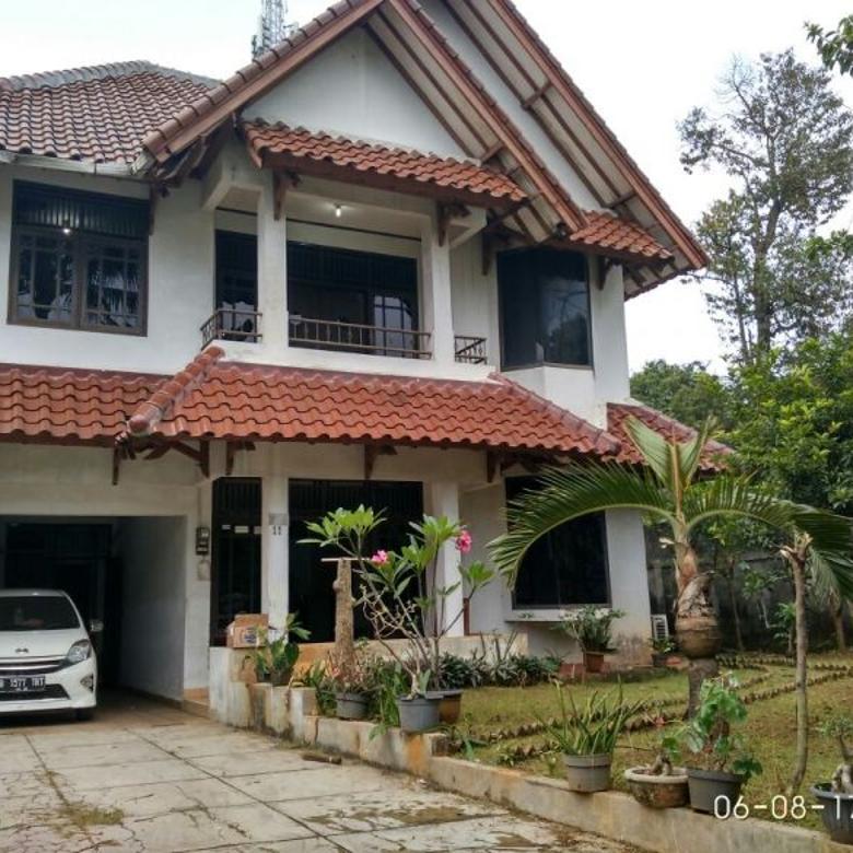 Rumah 2 Lantai Halaman Luas RTM nempel Griya Tugu Asri Cimangg