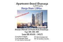 Apartemen  Grand Shamaya Mewah Surabaya Pusat bisa KPA dekat S