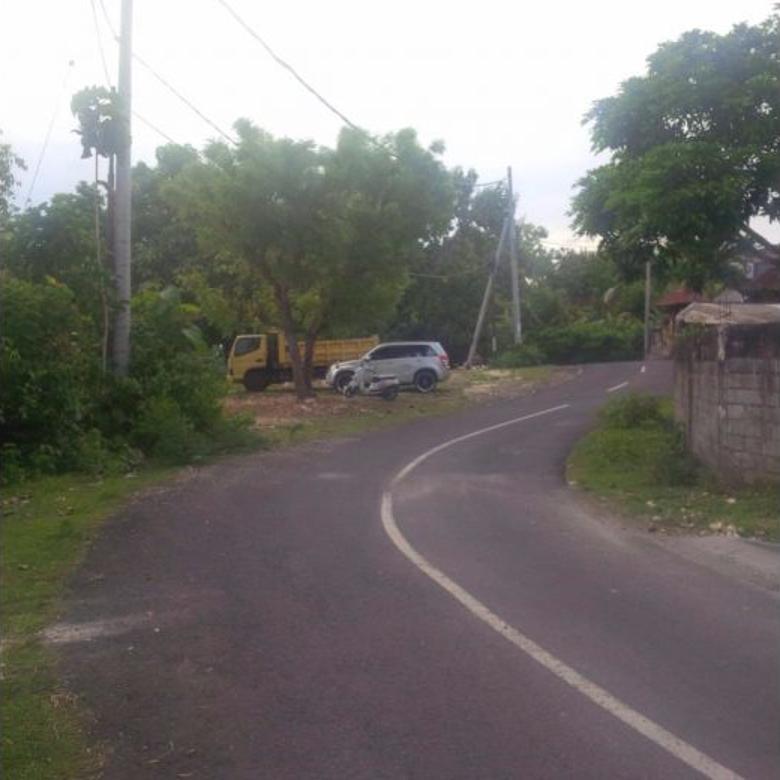 Dijual Tanah Murah Strategis di Jln Utama Tukad Selatan Ungasan Badung Bali