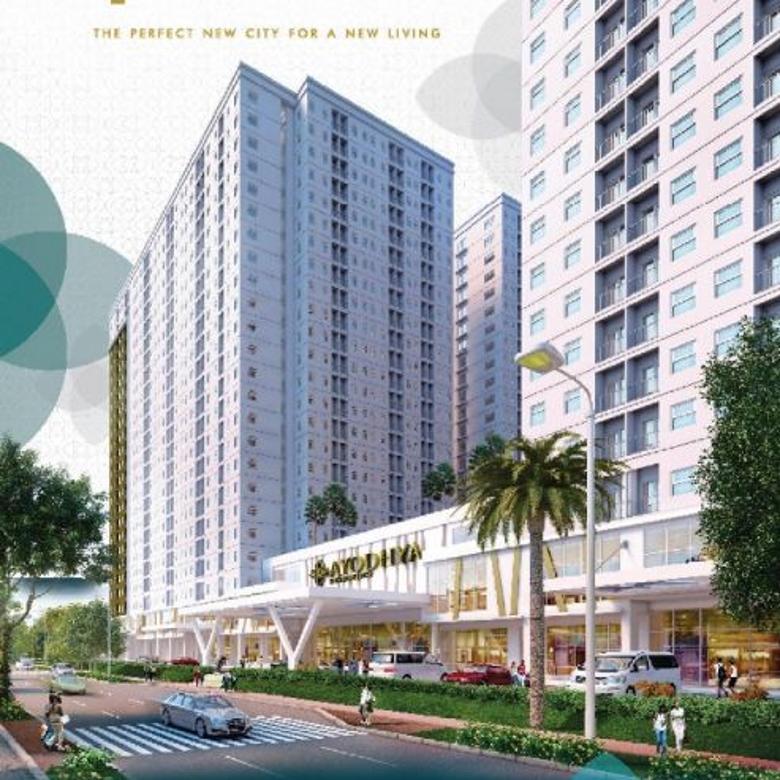 Apartemen Strategis Ayodhya 5 Menit Menuju Tangerang City Mall