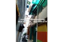 Rumah Murah di Jelambar Barat akses jalan motor sertifikat+imb
