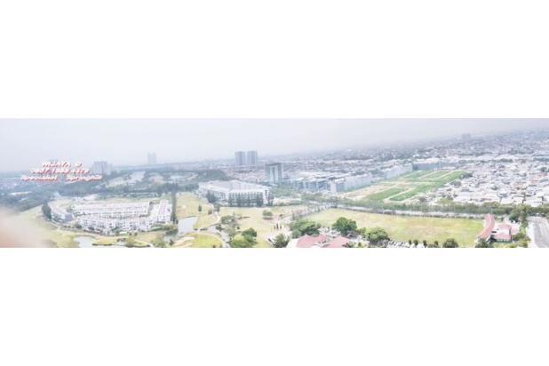 DISEWAKAN Apartemen Springhill Kemayoran (79m2) 1 Br – View Golf & City - B 13377576
