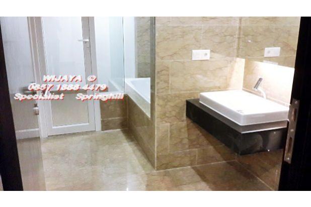 DISEWAKAN Apartemen Springhill Kemayoran (79m2) 1 Br – View Golf & City - B 13377575