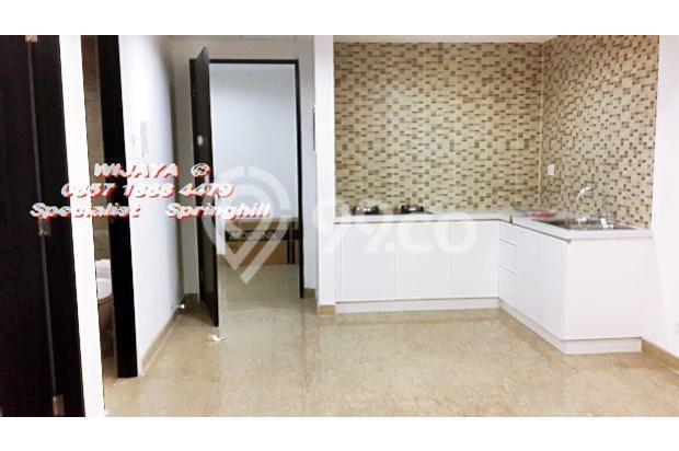 DISEWAKAN Apartemen Springhill Kemayoran (79m2) 1 Br – View Golf & City - B 13377578