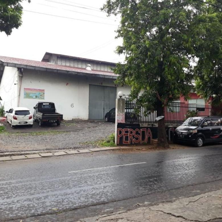 Dijual Tanah Strategis di Jl Raya Centex Ciracas Jakarta Timur