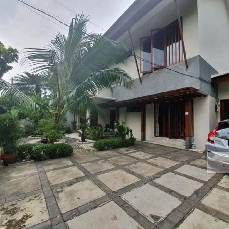 Dijual Rumah Bebas Banjir di Pancoran Jakarta Selatan