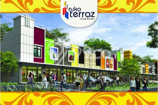 Alasan buka usaha harus di Galuh Mas, Ruko murah di Karawang | Prim 14205981