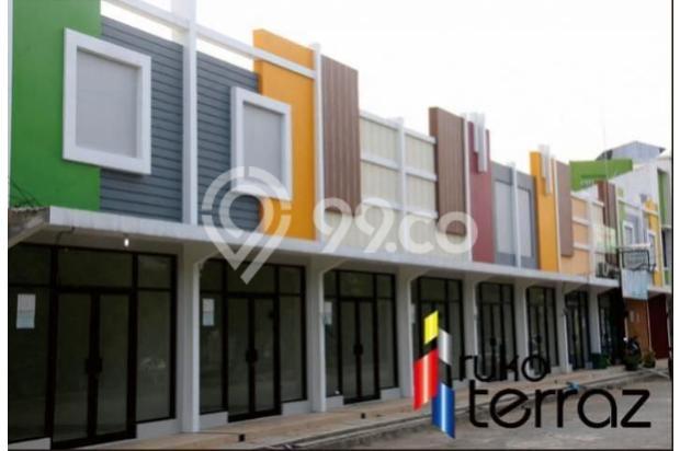 Alasan buka usaha harus di Galuh Mas, Ruko murah di Karawang | Prim 14206017