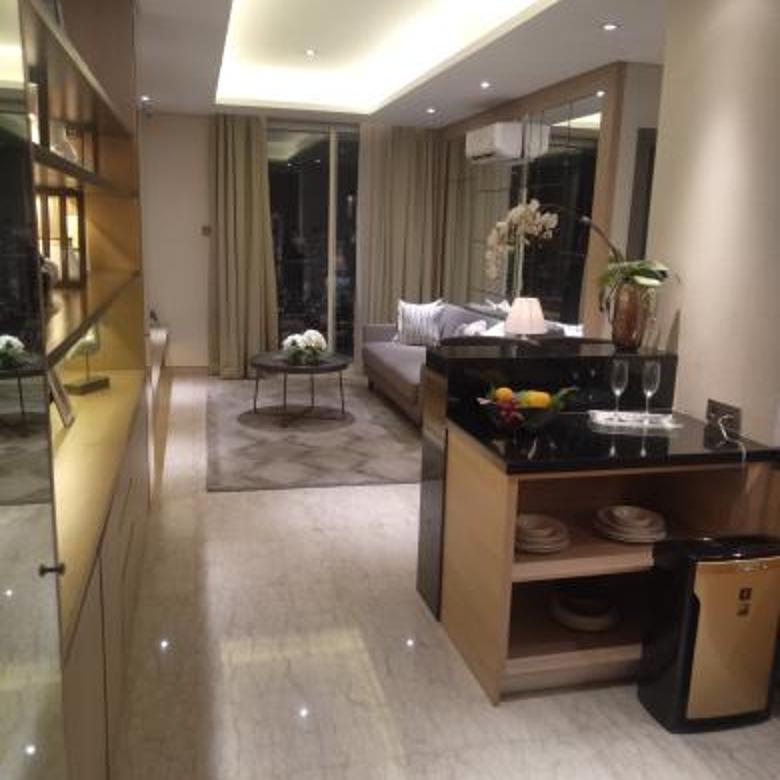 Apartemen Southgate Residences, 1+1 BR Mewah, dekat TB Simatupang, Jakarta Selatan