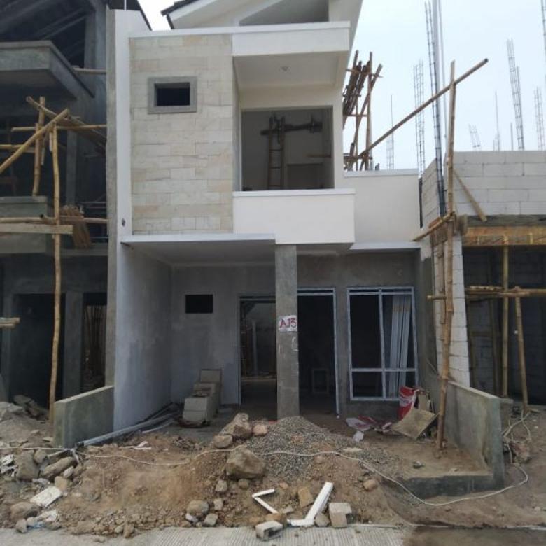 Rumah Cantik 2lantai Aster Village Ciwastra Buahbatu Bandung