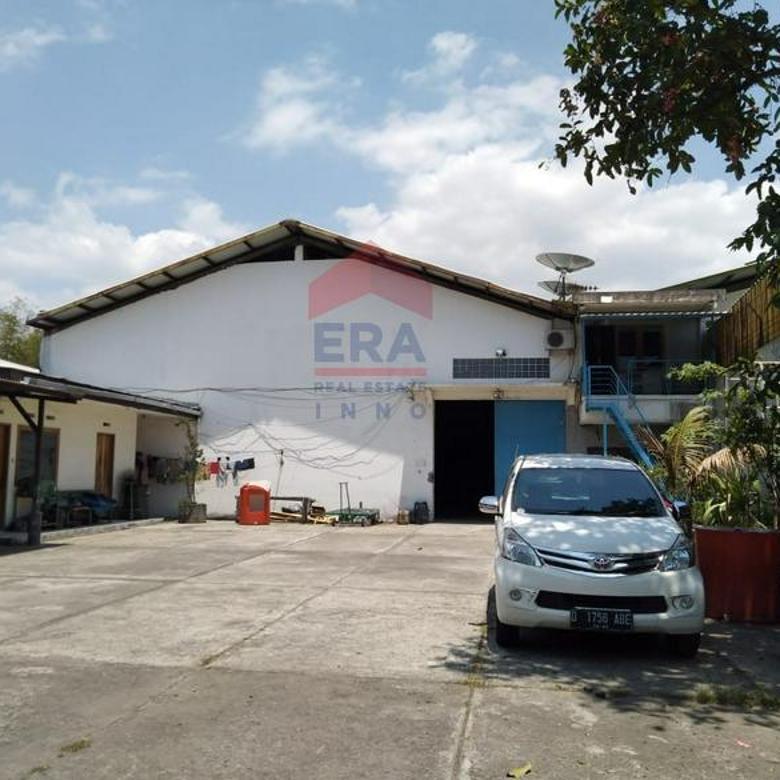 Gudang Sayap TKI 2 dan Cibolerang Bandung