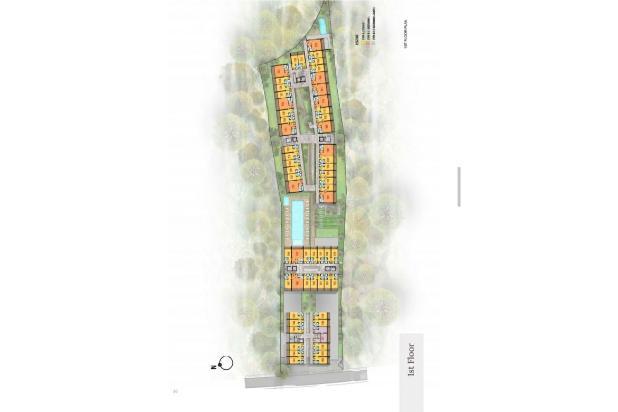 Rp3,61mily Apartemen Dijual