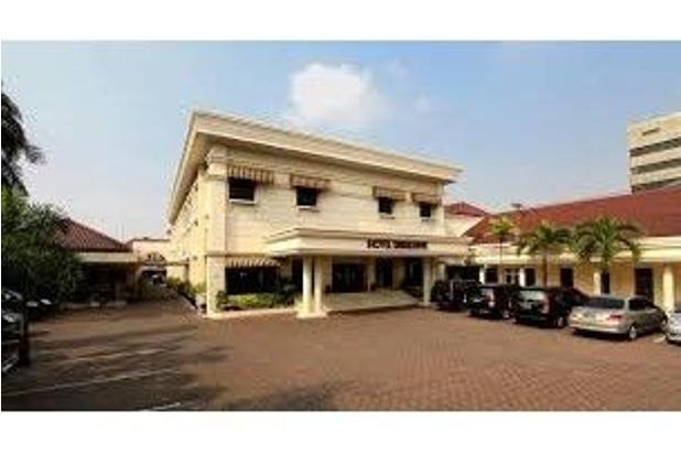 Rp400mily Hotel Dijual