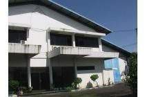 Gudang Eks Pabrik Raya Gunung Gangsir Pasuruan