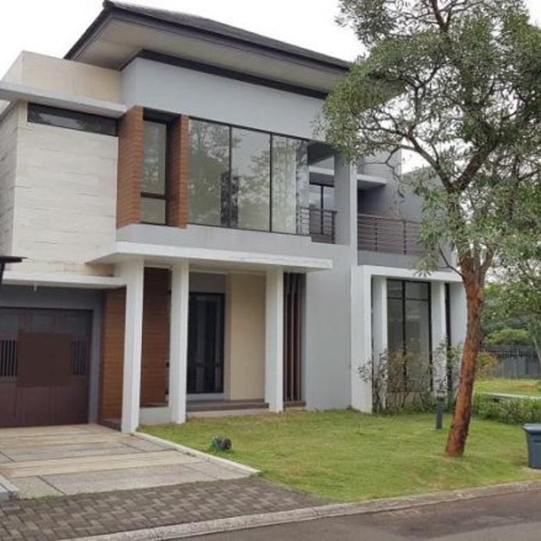 Harga murah rumah di The Icon - bsd city, cluster Ritzone.