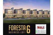 DIJUAL: Gedung Pekantoran Foresta Business Loft 6 BSD City