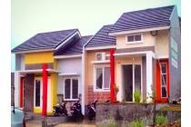 Rumah baru di bogor + isi nya PROMO DP 15jt all in bebas banjir