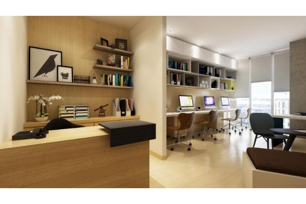 Rp1,6mily Ruang Kantor Dijual